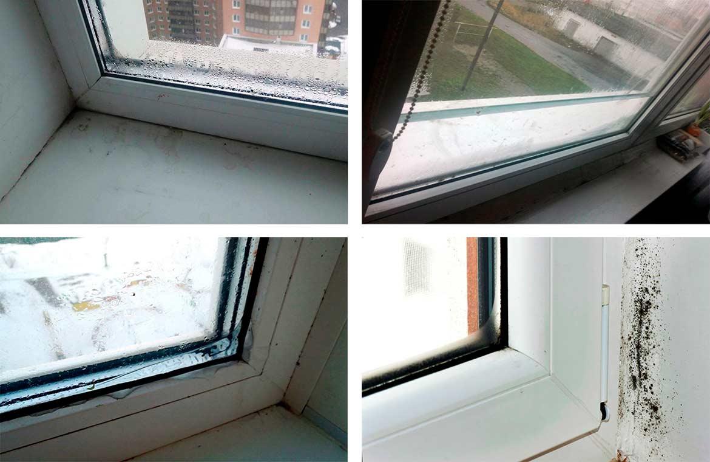 337Как сделать чтобы пластиковые окна не потели